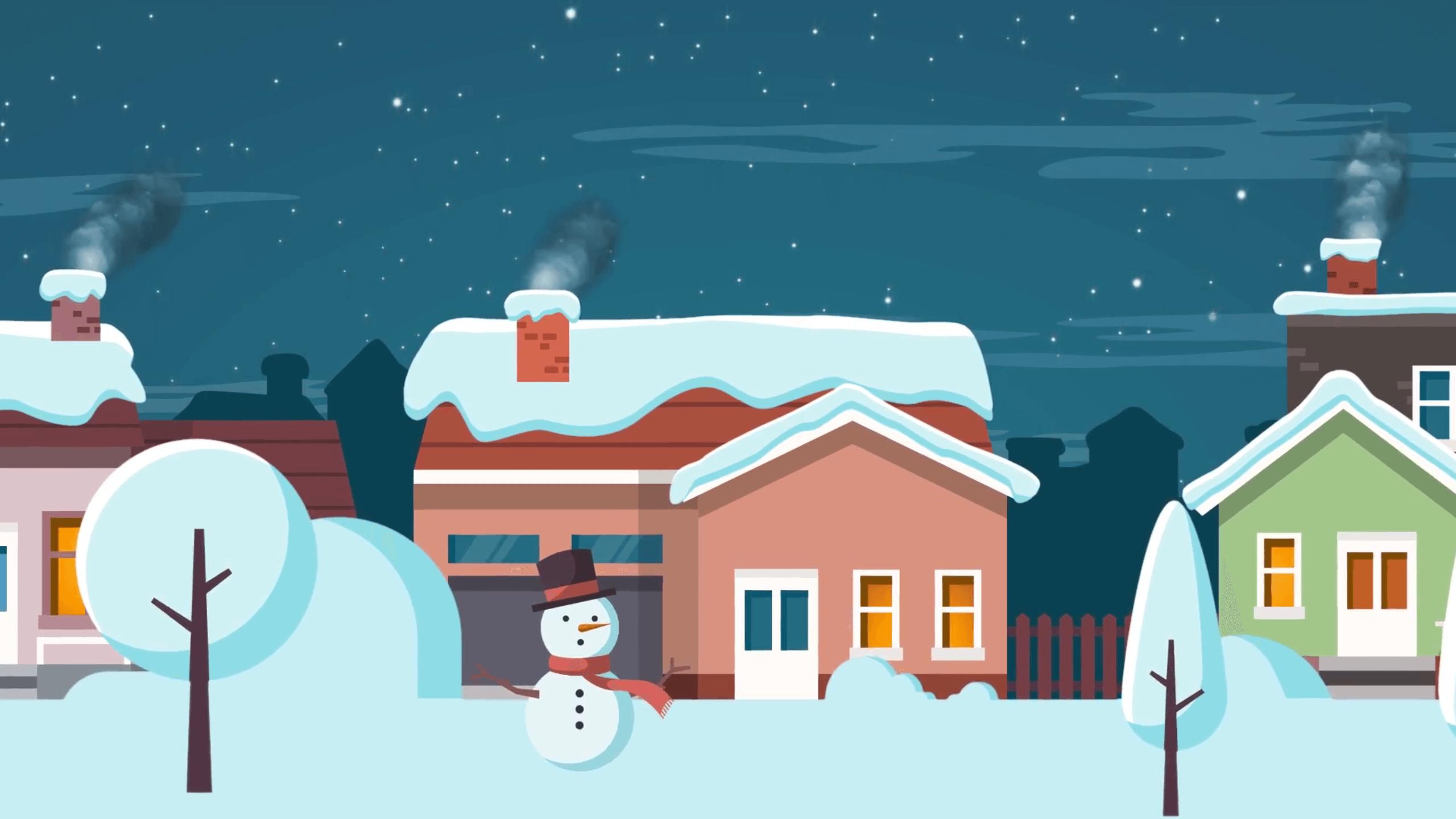Dicke Luft zu Weihnachten?